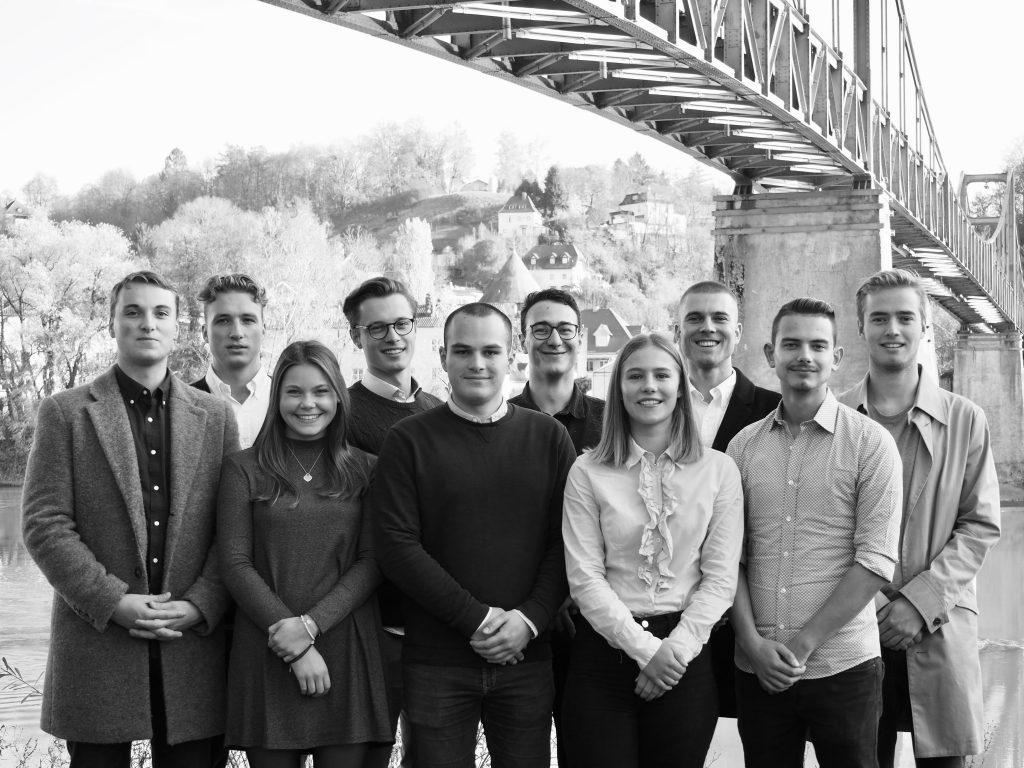 Das Team der Passauer Politiktage 2020