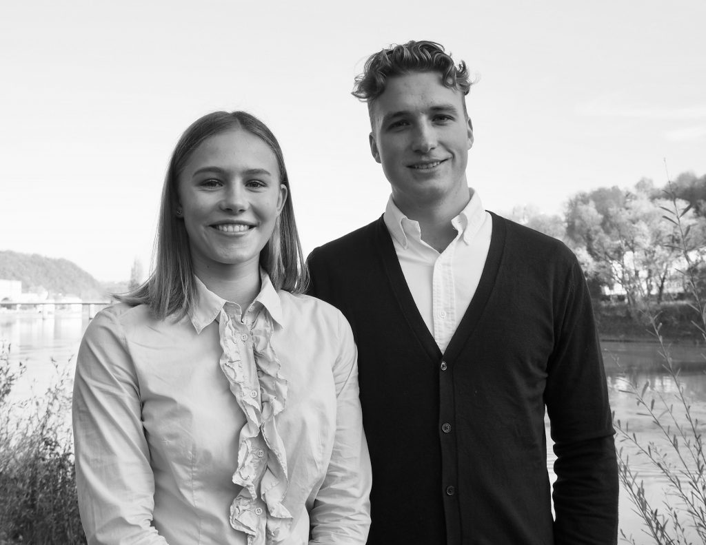 Rabea Schmucker & Niklas Hölzel